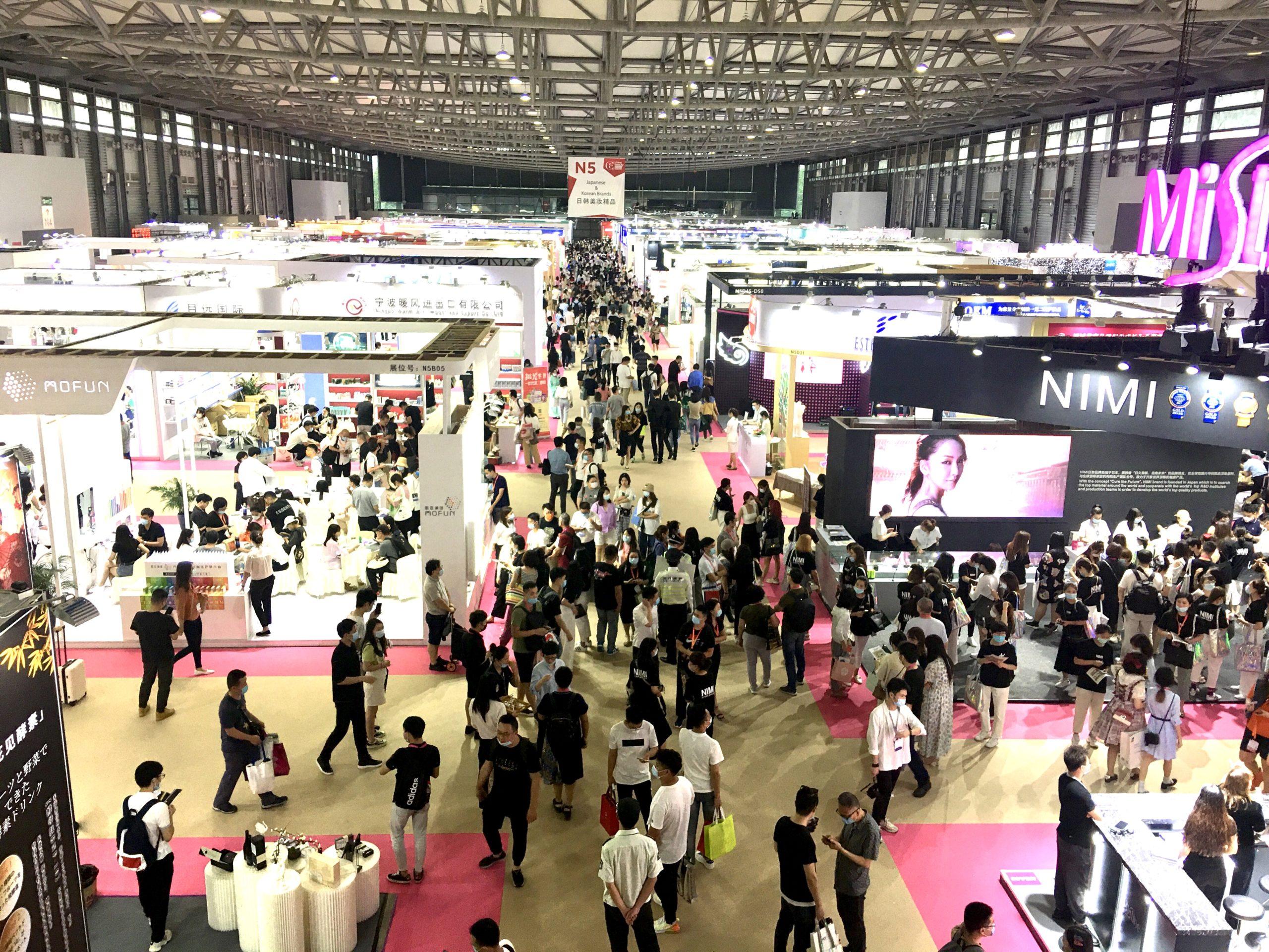 速報、中国最大級の化粧品・美容用品の展示会CBE2020が開幕