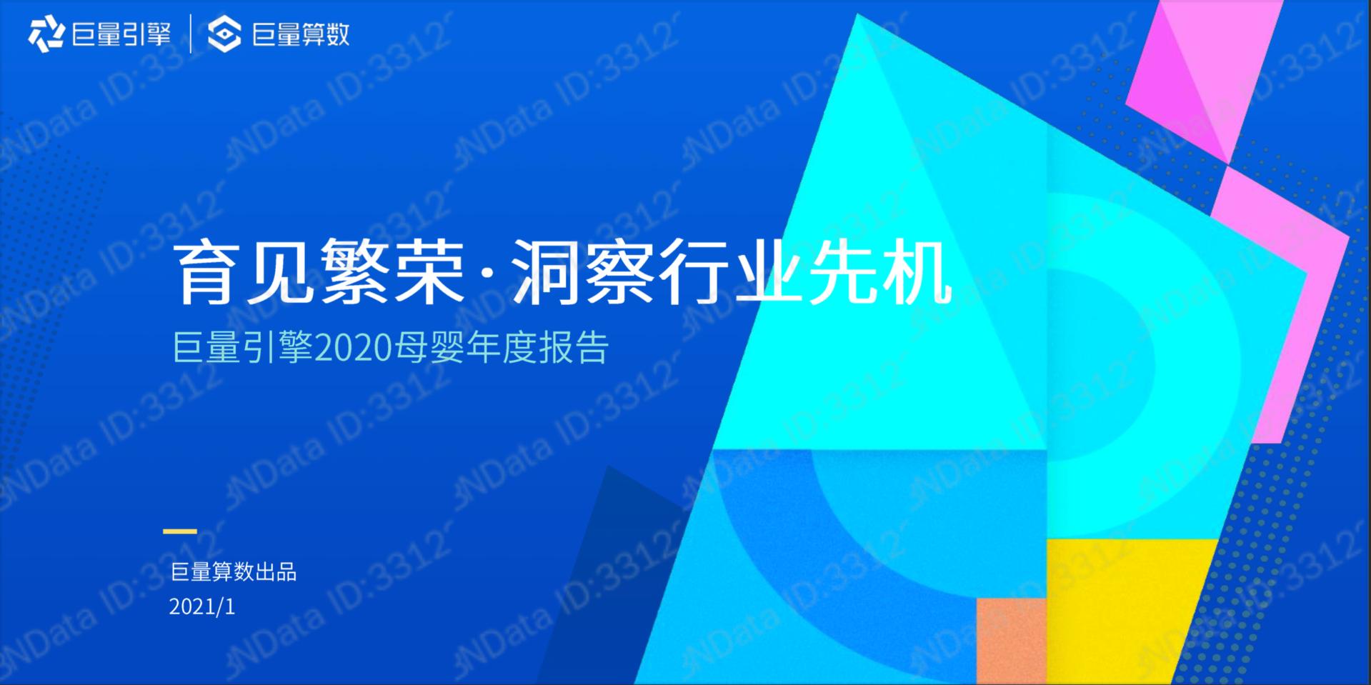 2020年度 中国ベビー・マタニティ市場の最新レポート